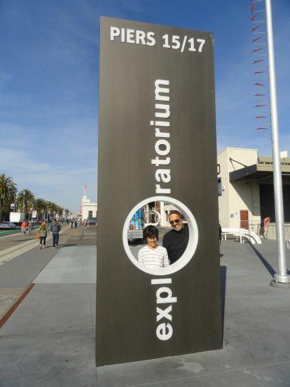 Le méga super Exploratorium, le musée des sciences de Montréal fois 10...