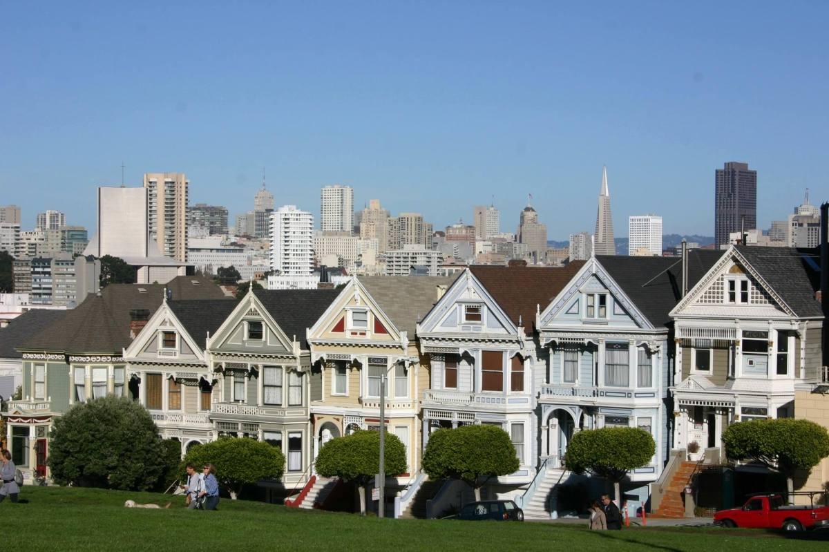 San Francisco, un coup de coeur...