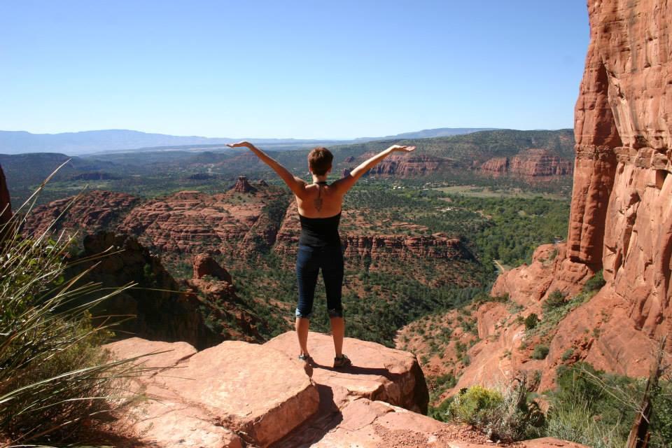 Quand Arizona rime avec Yoga…2013