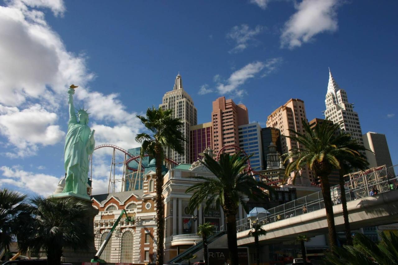 Las Vegas en trois temps…2013-2018