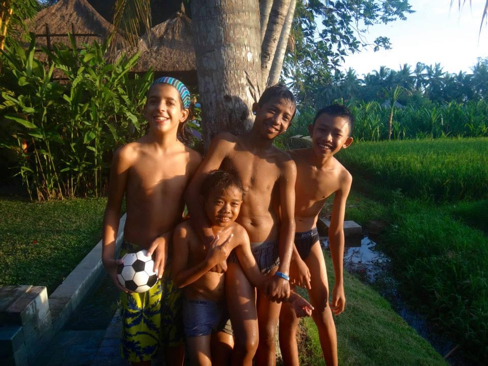 Le top 13 des activités pour la famille à Bali…2014