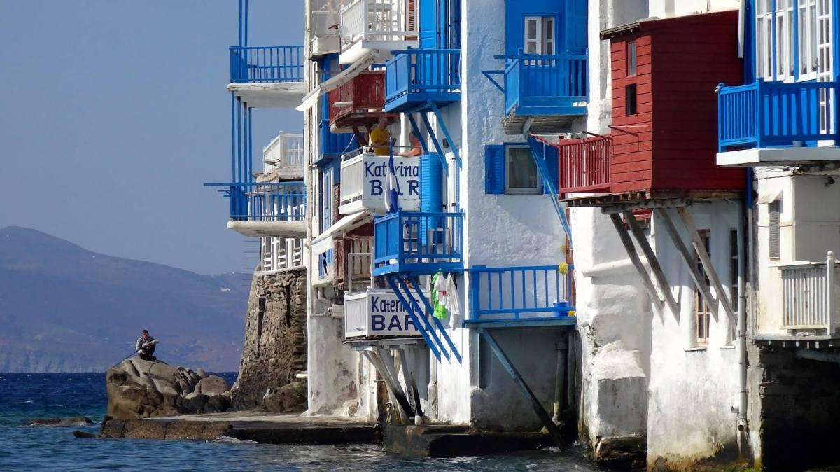 Le rêve des îles Grecques...