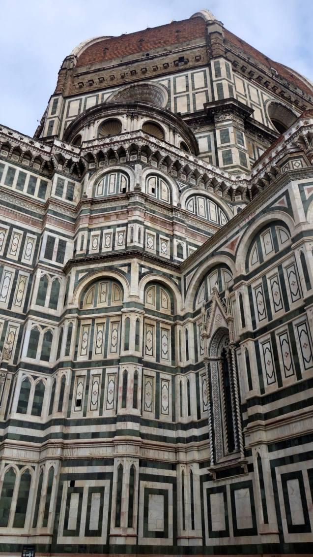 Une partie du Duomo de Florence...