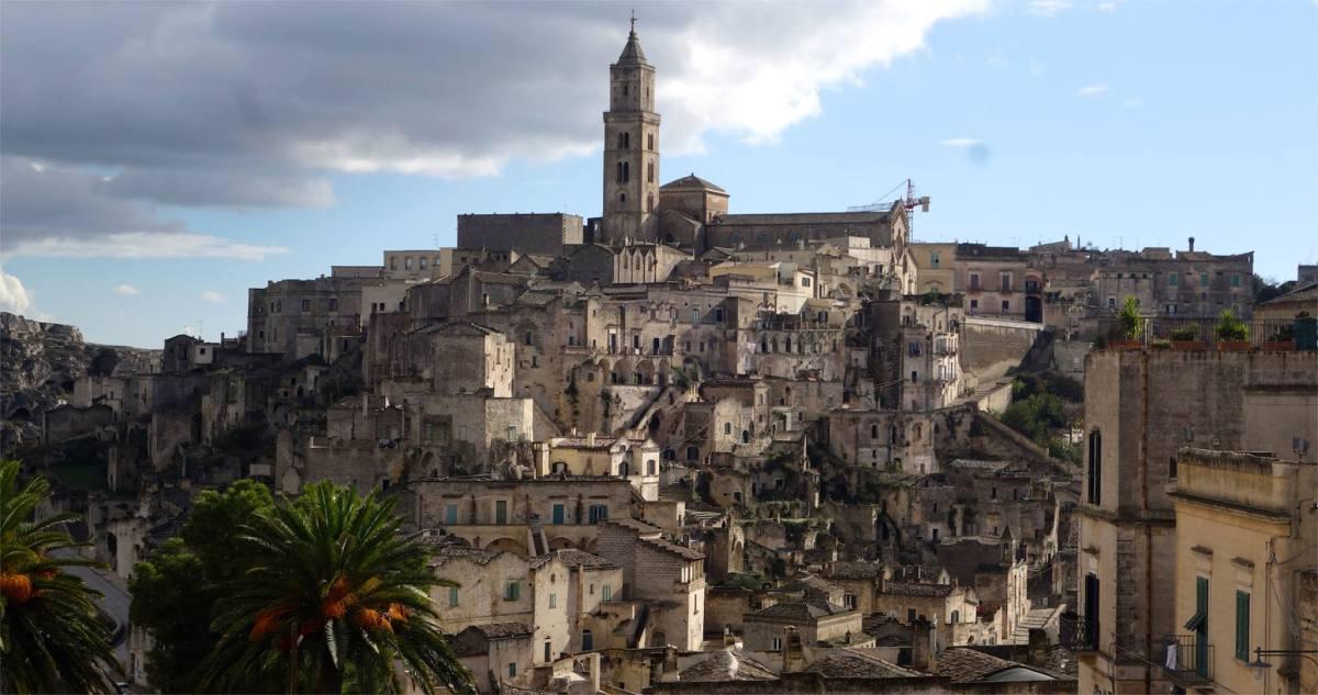 La beauté de l'Italie, ça continue...De Matera à Naples