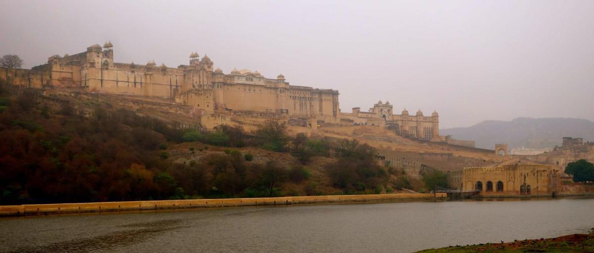 Rajasthan, mille et un temples et palais...