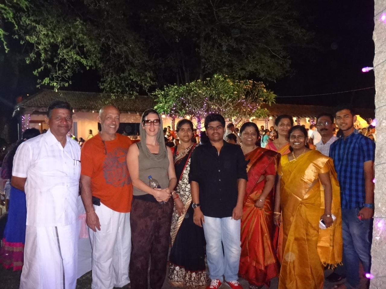 Quand les rencontres font le voyage… Madurai, Thekkady (Inde)2015