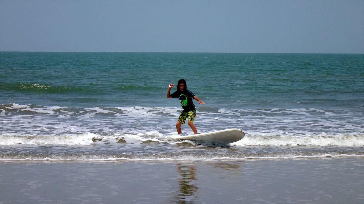 Goa… Les pieds dans le sable chaud… Et hop! on panique…Mumbai (Inde)2015