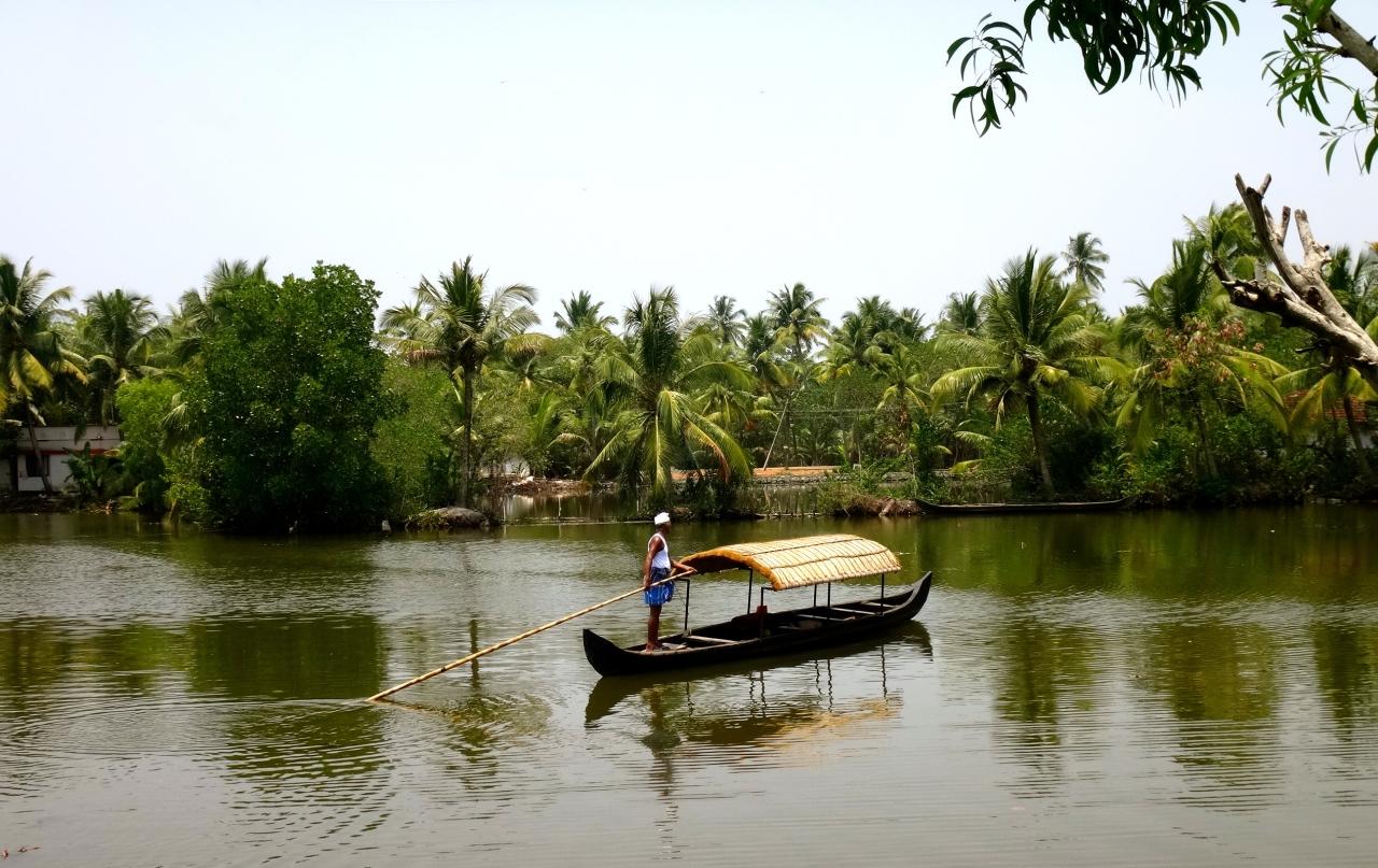Kerala…Tu nous as conquis… Kochi (Inde)2015