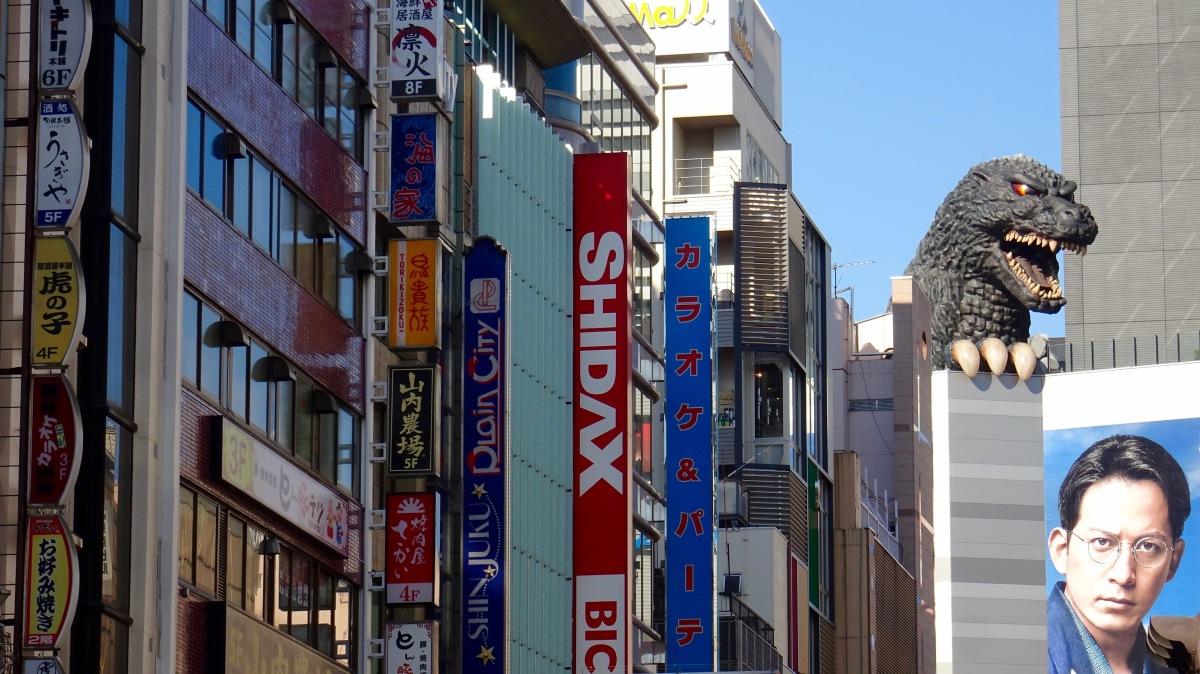 Tokyo la grandiose...