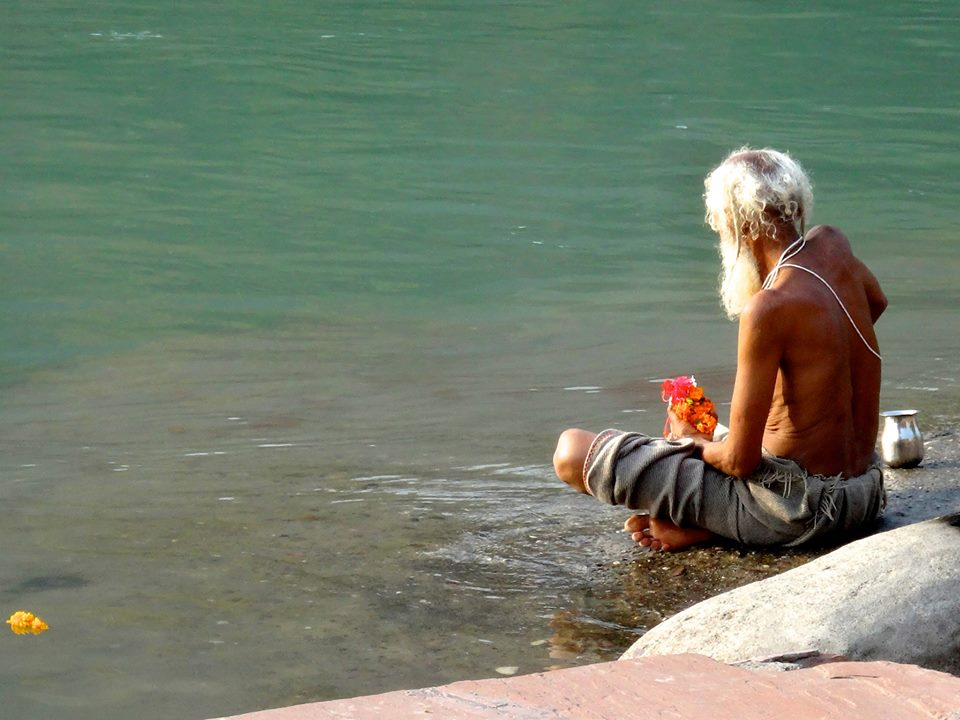 Rishikesh, où le Gange est «propre»… (Inde)2015