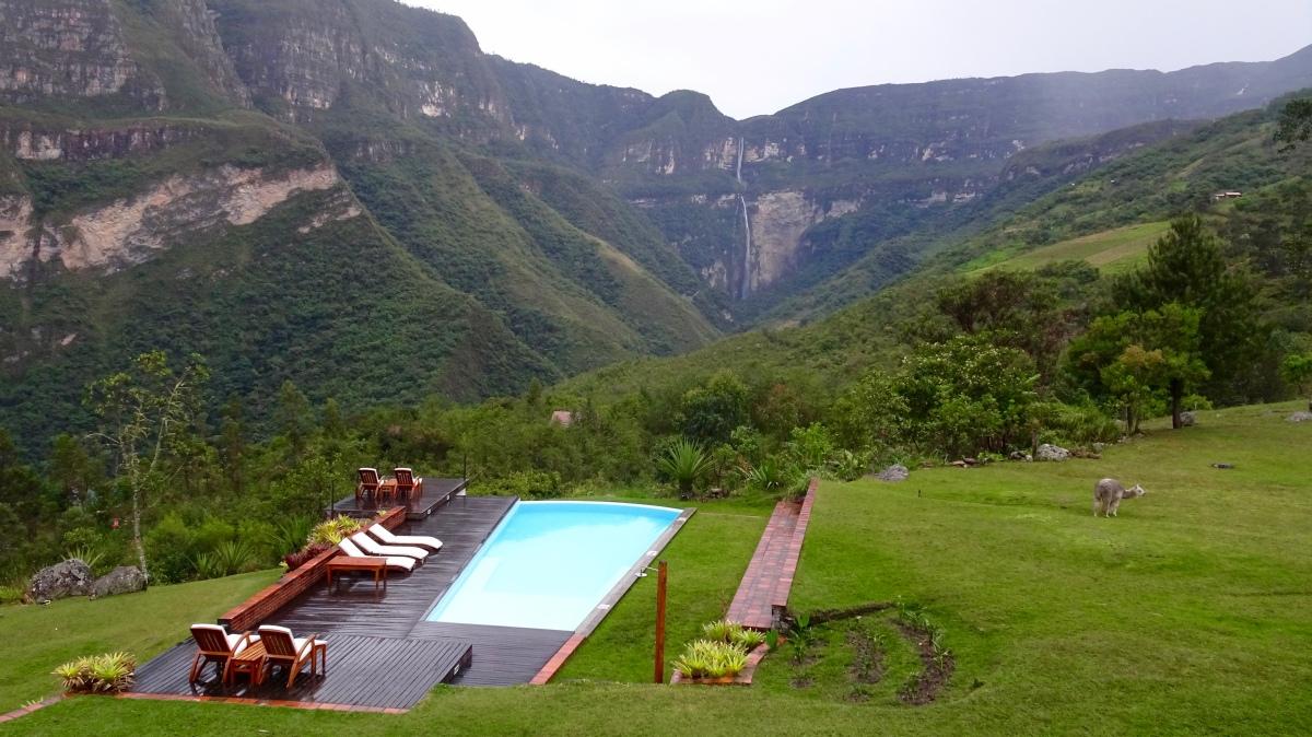Fini les villes, on découvre la campagne... (Jaen, Gocta, Chachapoyas, au Pérou)