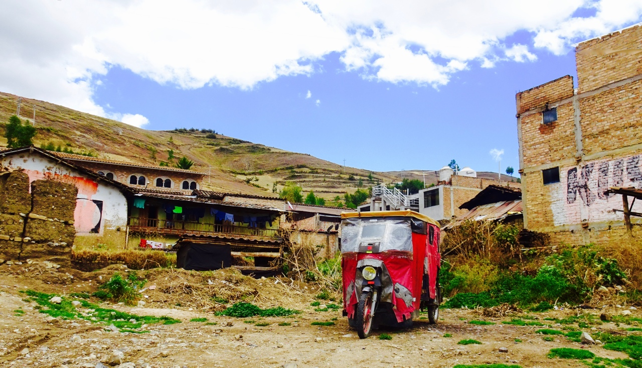 On the road again… Kuélap, Leymebamba, Cajamarca (Pérou) 2017