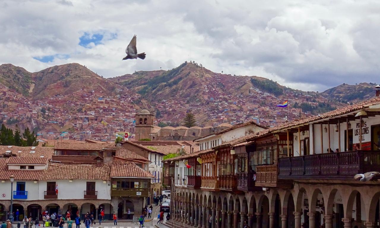Cuzco et le Boleto Turistico… (Pérou)2017
