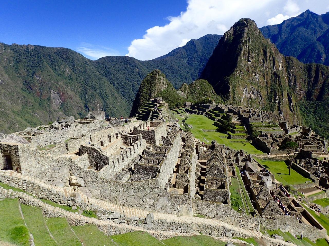 Machu Picchu… Mitigé… Y aller ou pas???2017