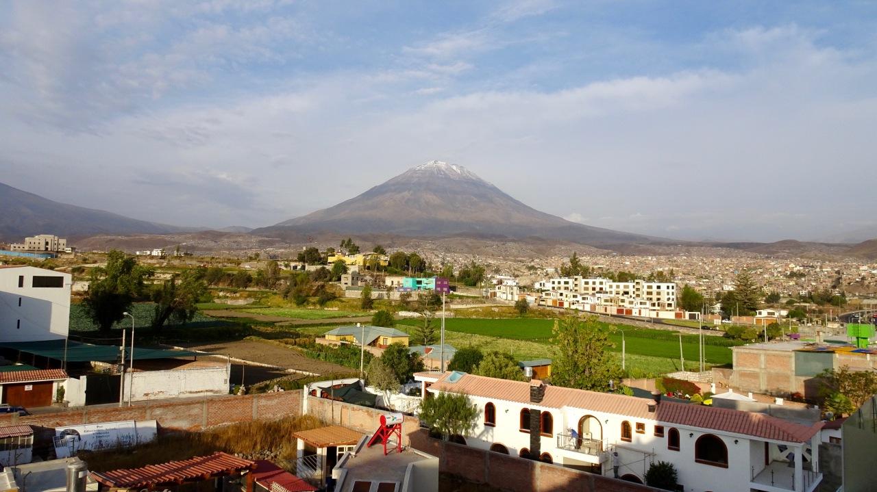 Arequipa la charmante et Colca la magnifica (Pérou)2017