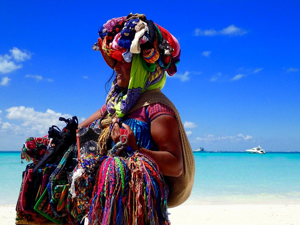 Le Quintana Roo et sa région touristique...