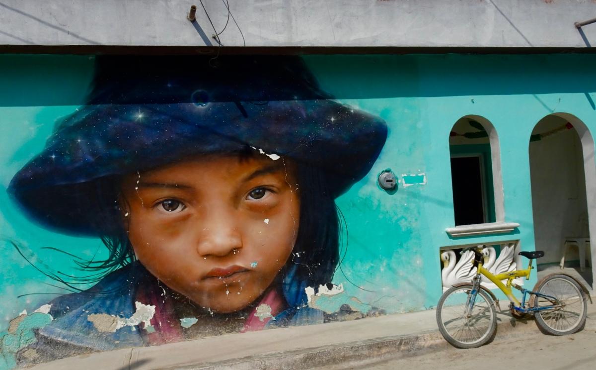 Entre Cozumel et Mérida... (4 jours de road trip), Mexique