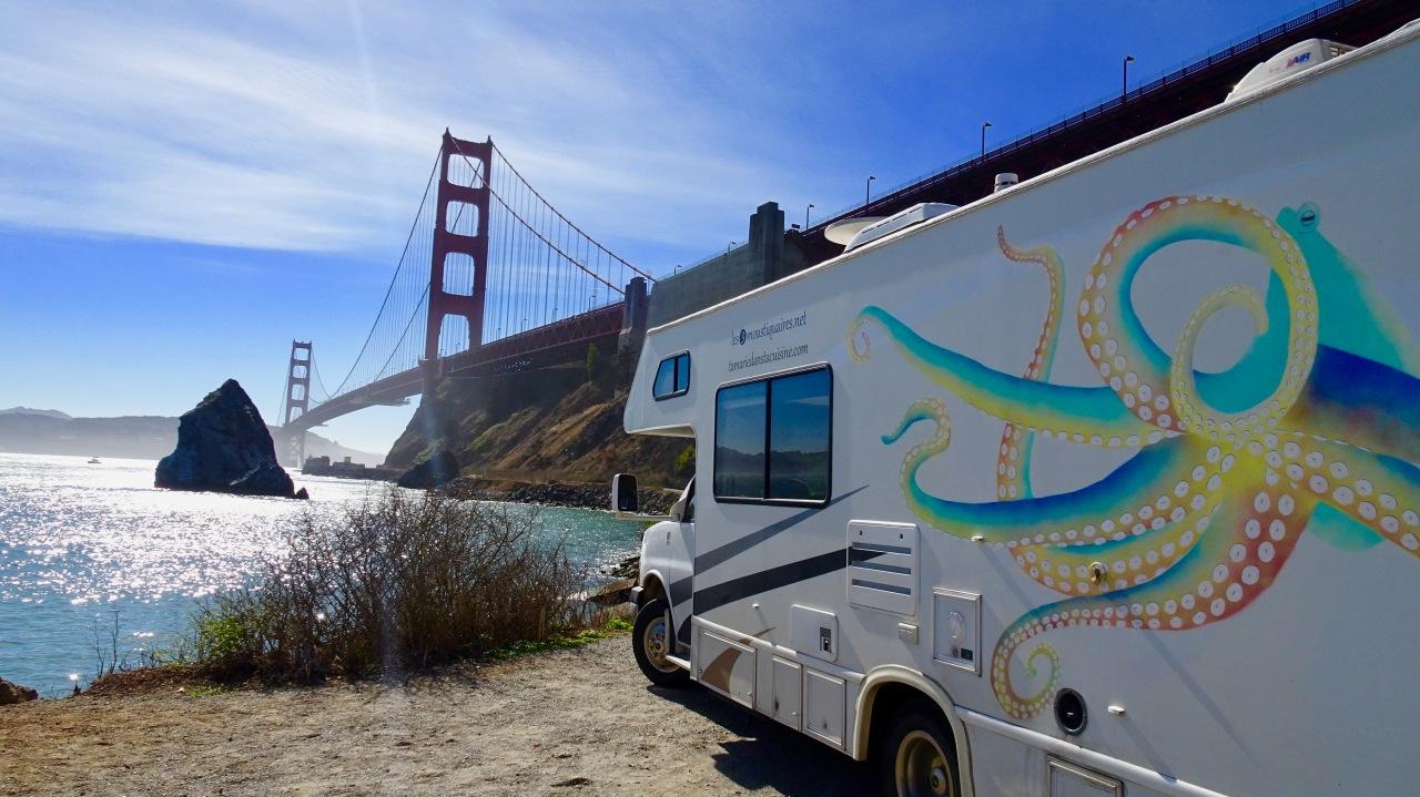 San Francisco, un coup de coeur…2013-2018