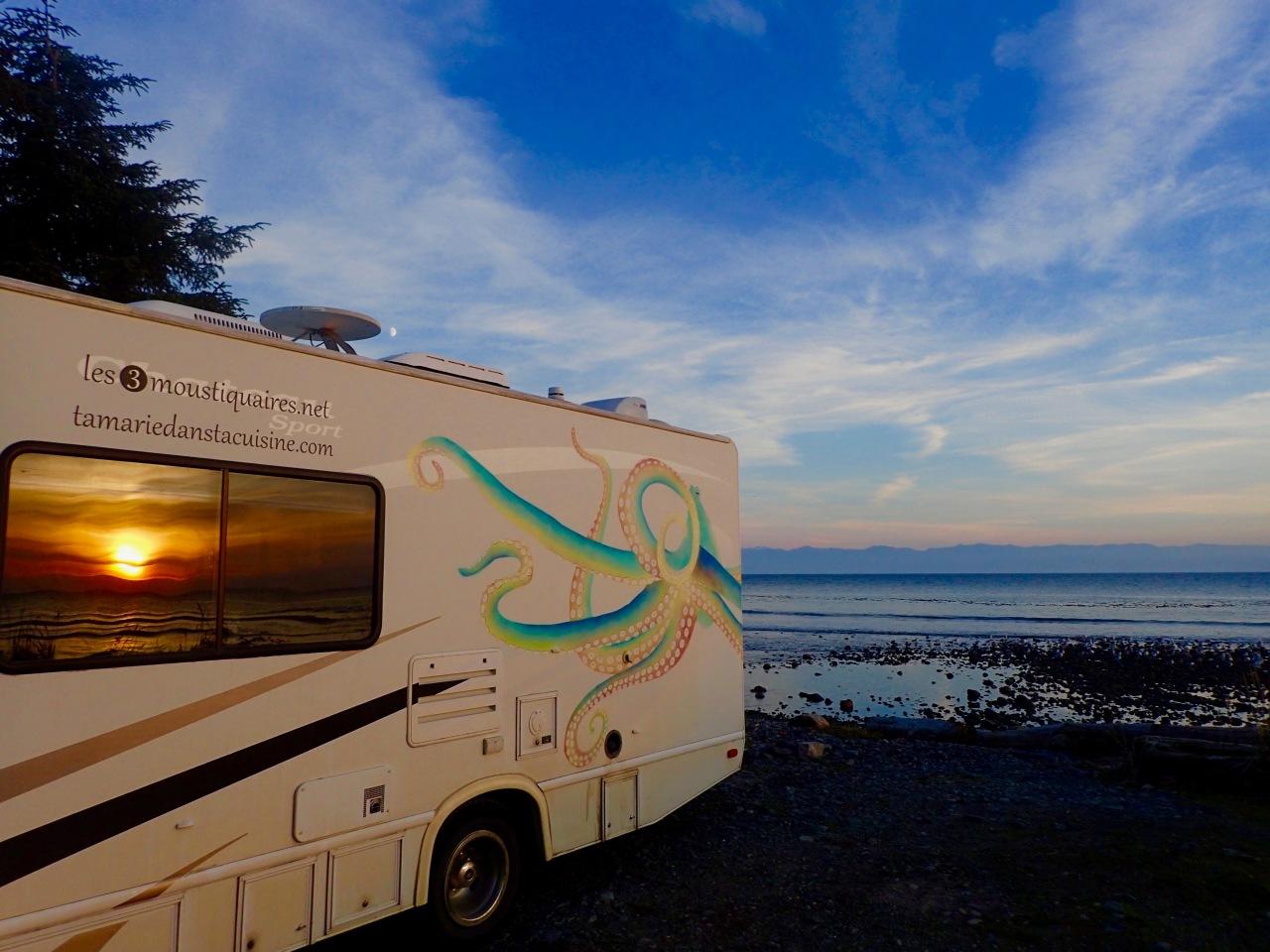 Une petite tournée dans notre pays… Okanagan Valley, Whistler, Vancouver et Victoria…2018